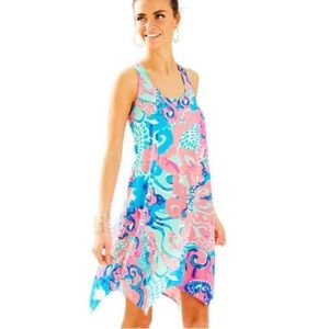Lilly Pulitzer melle dress VGUC